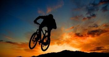 Monte Grappe am Südrand der Alpen: Traumrevier für Mountainbiker