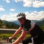 Zum Passo Valparola: Rennradtour in den Dolomiten im Süden des Gadatales