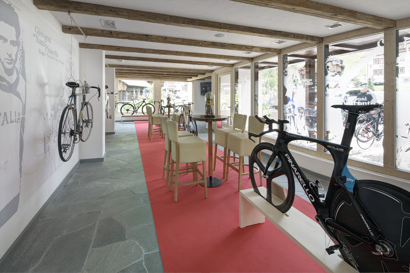 Pinarello Showroom