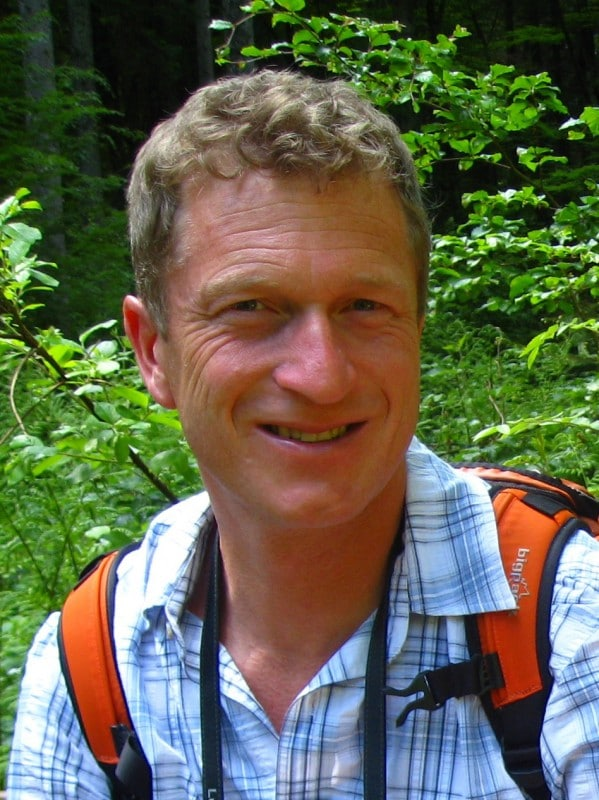 Eduard Soeffker - Autor gebürtiger Münchener und von Kindesbeinen an in den Bergen unterwegs