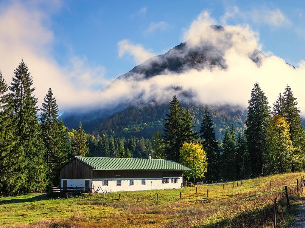 MTB Karwendel: Fünf Tourenvorschläge