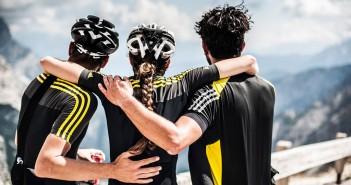 adidas journeys 2013 - acht Biker, eine gemeinsame Mission (Paolo Martelli (c))