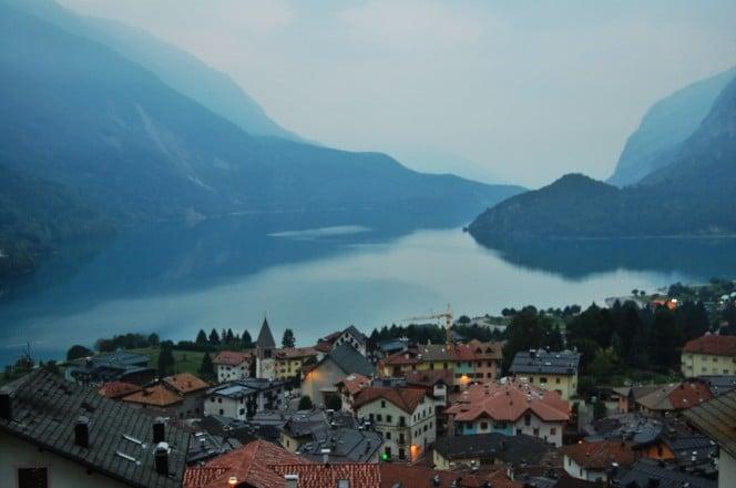 Mountainbike im Trentino - Bike Tour oberhalb des Molvenosees