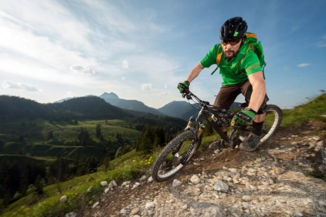 Mountainbike Helm von Alpina: Der Carapax