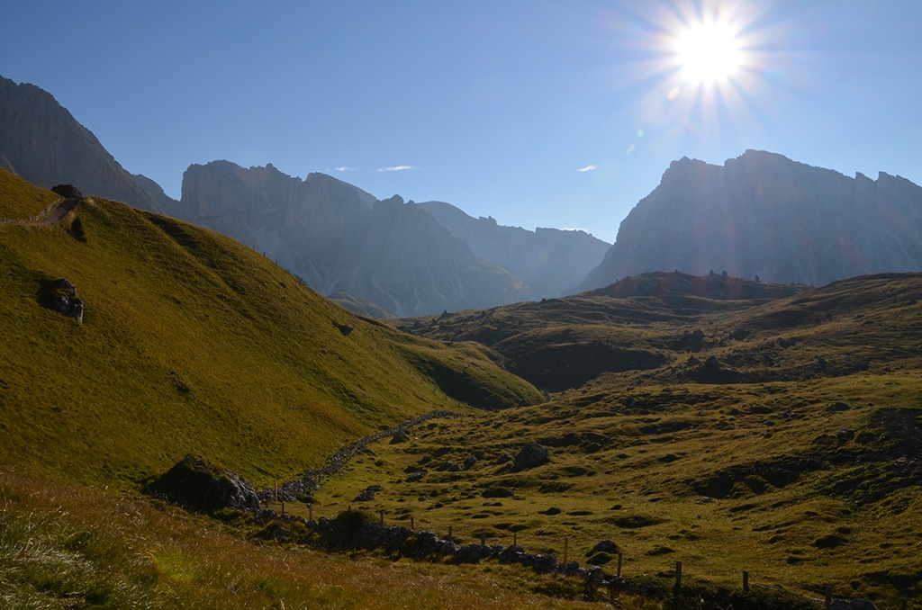 Grödener Dolomiten