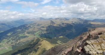 Südtirol - Wandern im Sarntal