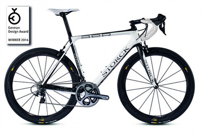 Das AERNARIO von Strock Bicycle (c)