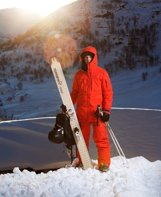 Røldal Gore-Tex Insulated Jacket von Norrana (c)