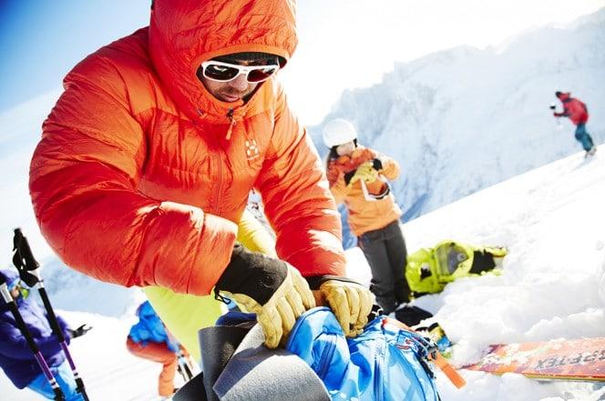 Haglöfs (c) Mountain Equipment