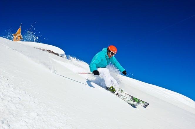 Hochkönig (c) Skifahren im Berchtesgadener Land
