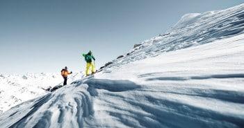 VAUDE (c) Skitouren und Schneeschuh Saftey Camps