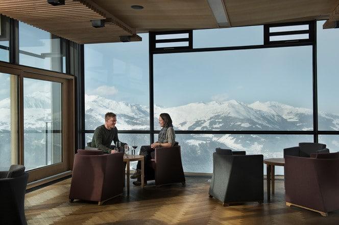 Business in den Bergen: Kongresse, Firmenevents oder Veranstaltungen in der Bergen abhalten