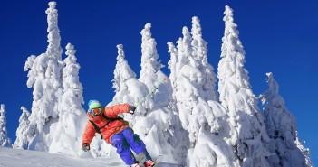Fünf Skigebiet Klassiker in Deutschland
