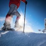 Schneeschuhwandern in den Ammergauer Alpen