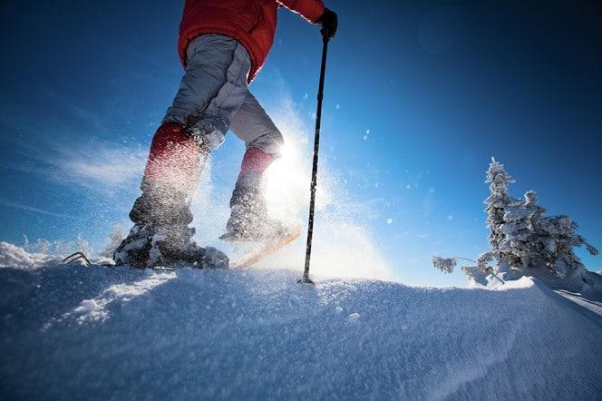 Schneeschuhwanderung in den Ammergauer Alpen