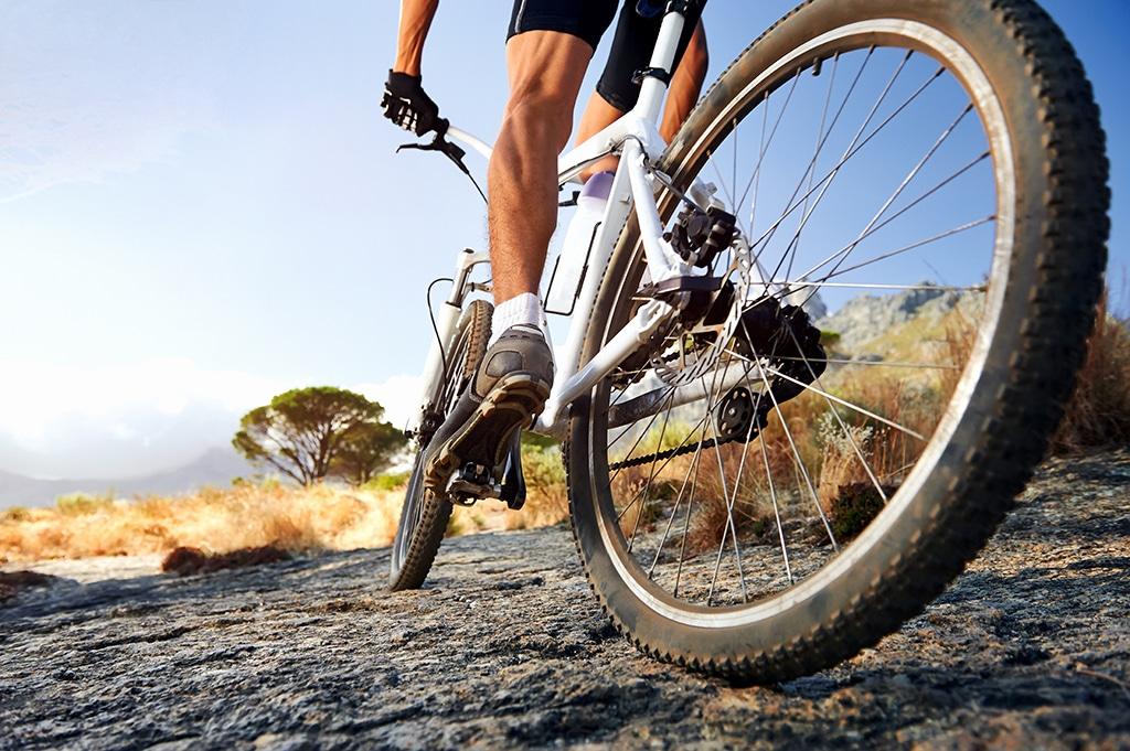 Mountainbike zum Bocca dei Fortini