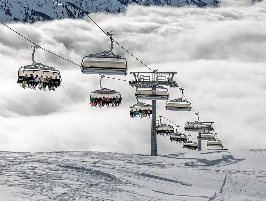 Zillertal Skigebiet - fünf schöne Spots im Zillertal