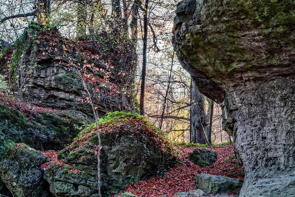 Fränkische Schweiz Wandern - Wandern mit Burgen, Höhlen und Kulinarik