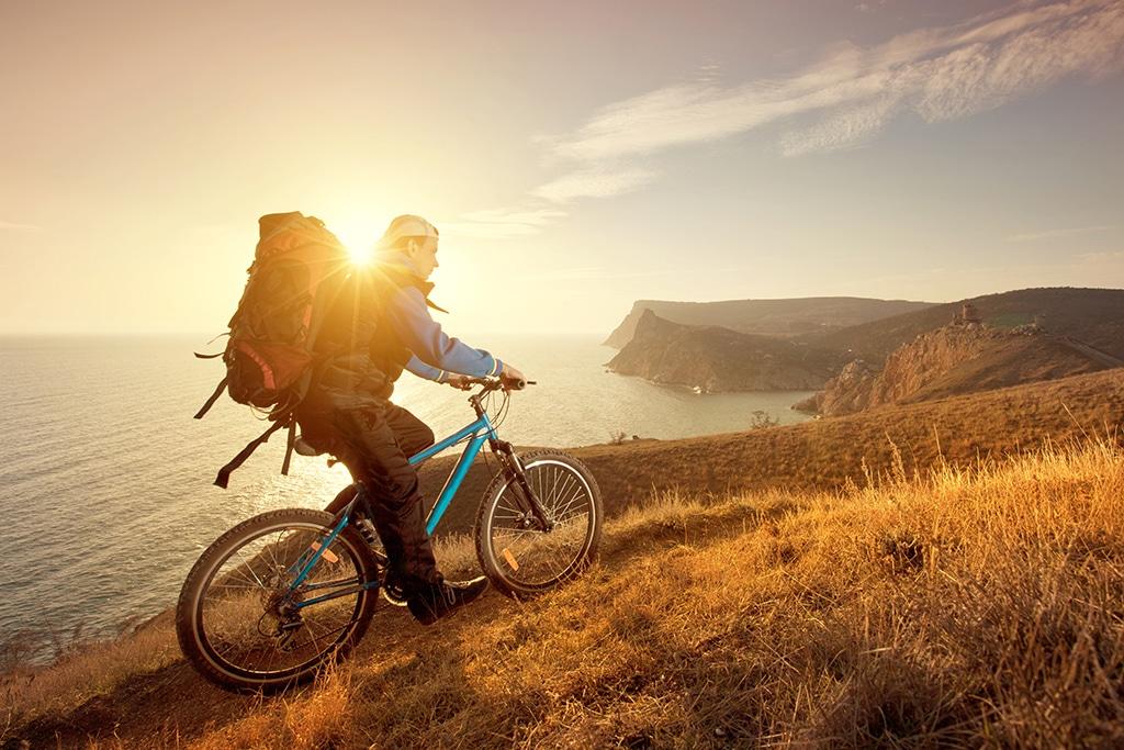 Mountainbike am Gardasee: Traumrevier für Biker