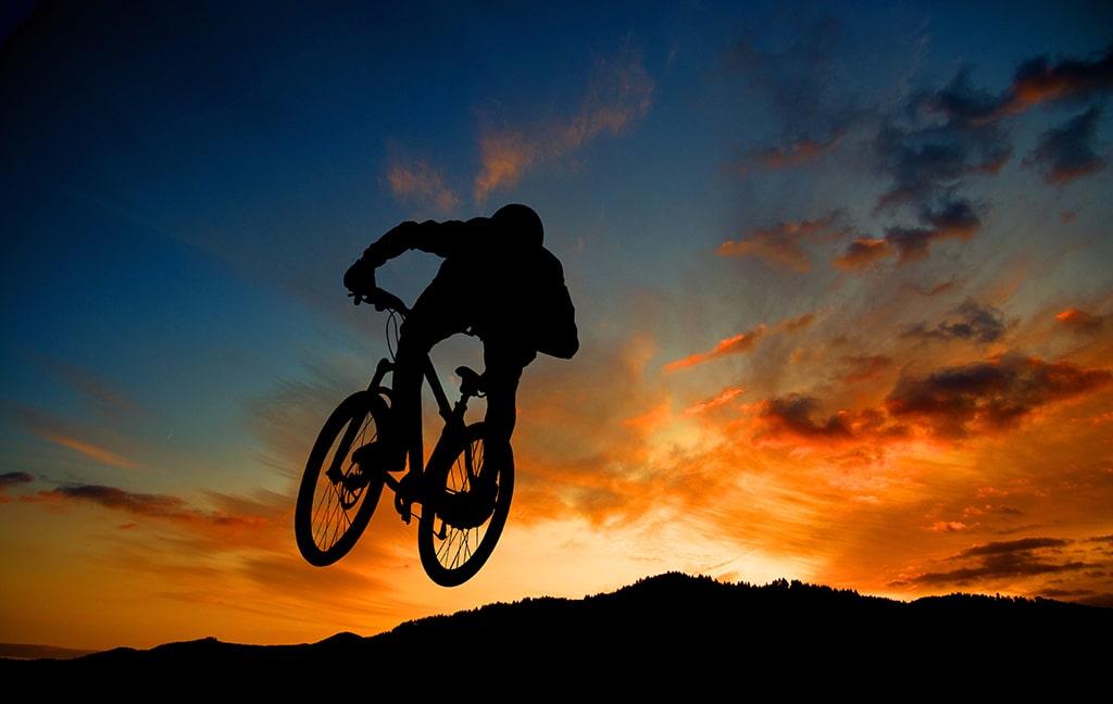 Mountainbike - der richtige Umgang mit dem Bike