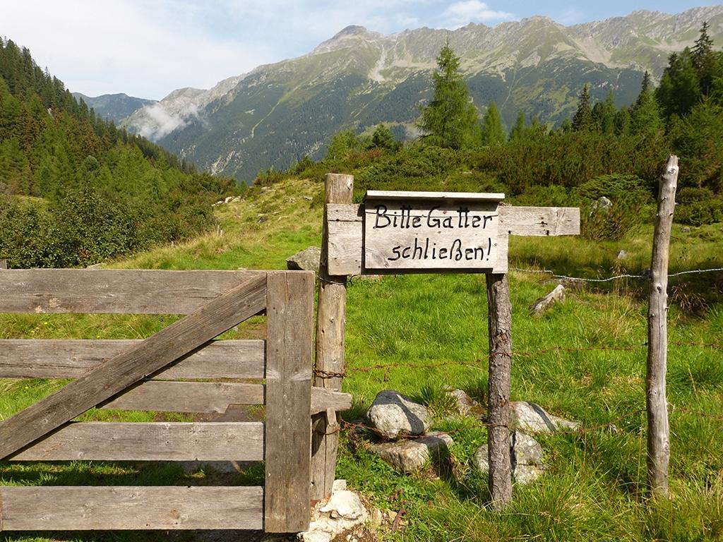 Zillertal: Bergpanorama und unzählige 3000er