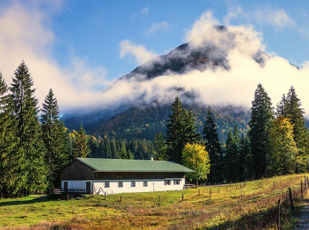 Wandern und Meditation: Der Meditationsweg in den Ammergauer Alpen