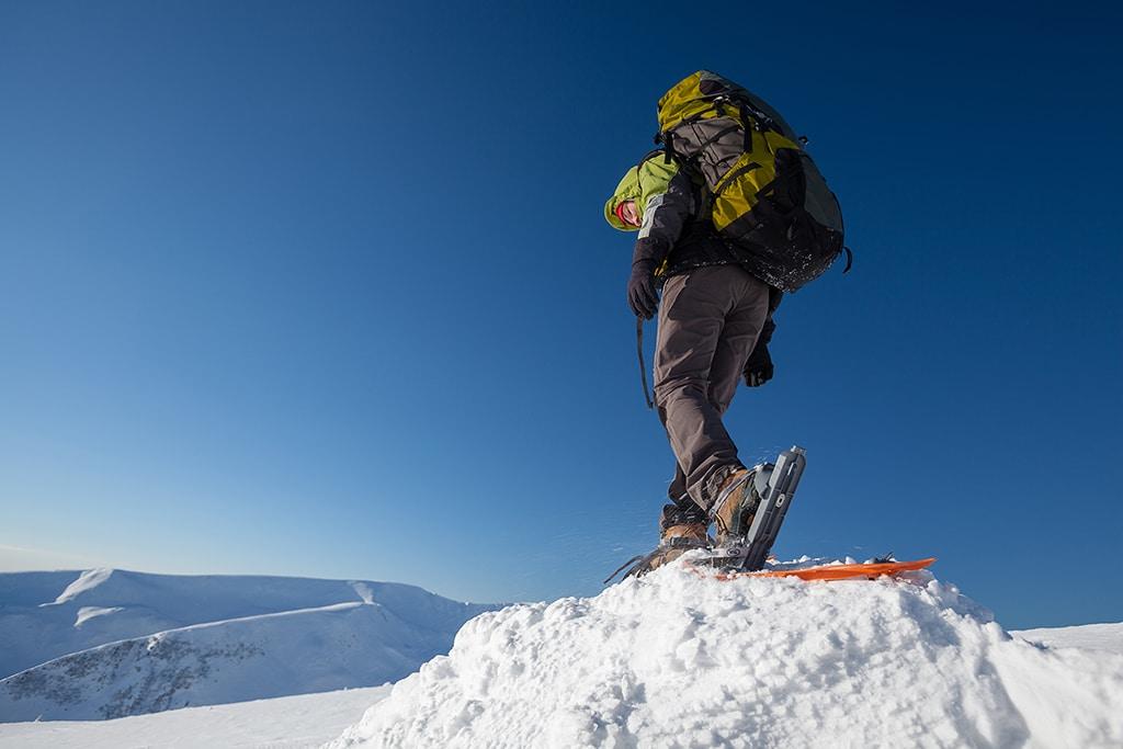 Winterwanderungen und Schneeschuhtouren in Vorarlberg