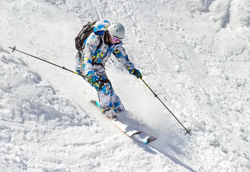 Über 45 Skigebiete: Pisten gibt es für ambitionierte und Einsteiger
