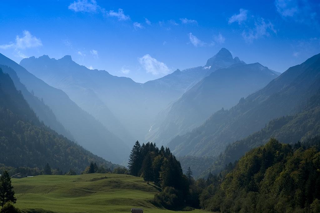 Das Allgäu: Wandern im Süden von Deutschland