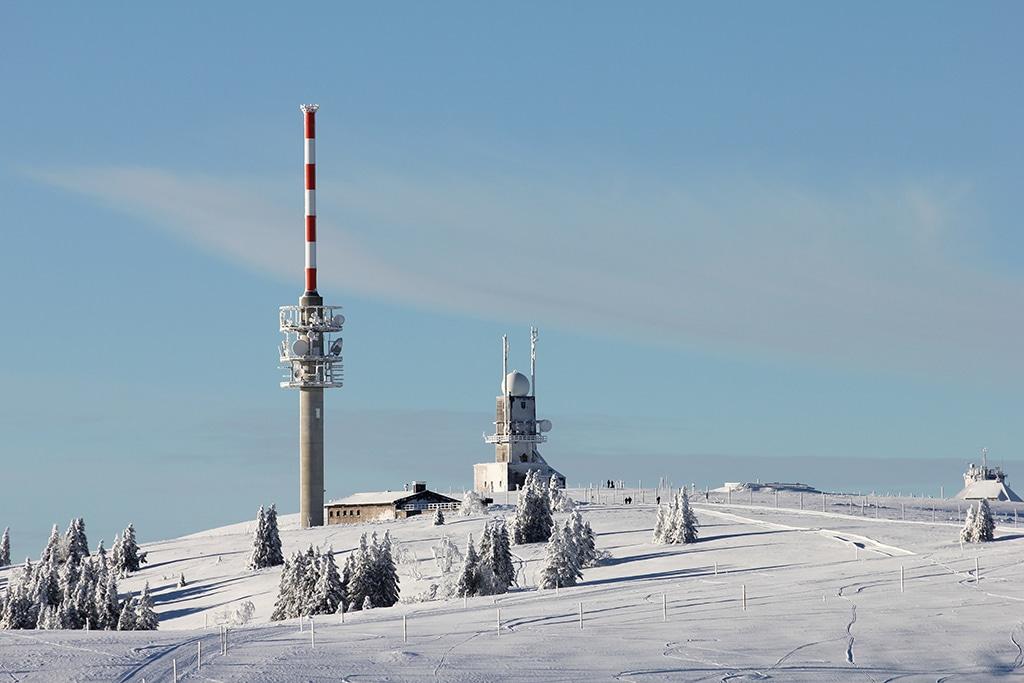 Der Feldberg: Höchster Gipfel und beliebter Berg für Wanderer