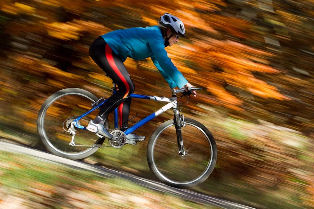 Radfahren Kondition aufbauen