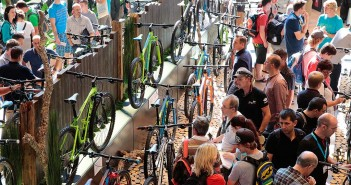 Eurobike (c) 2014: Internationale Fahrradmesse ist auf Rekordkurs