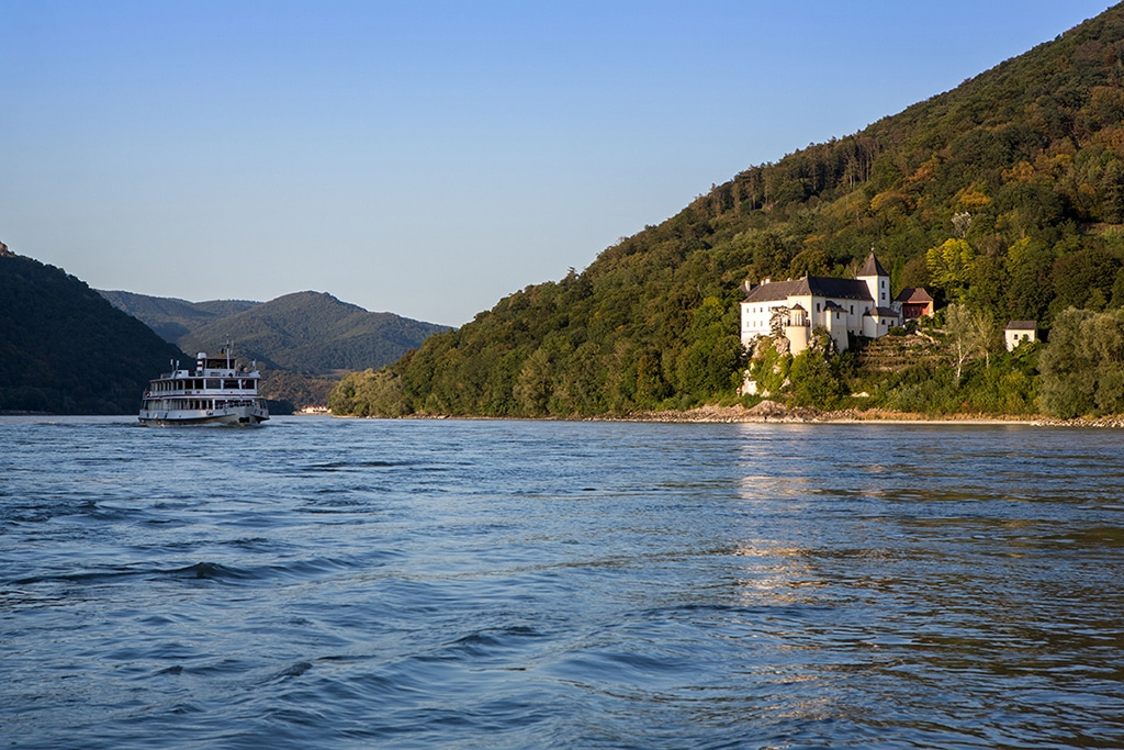 Donau Urlaub