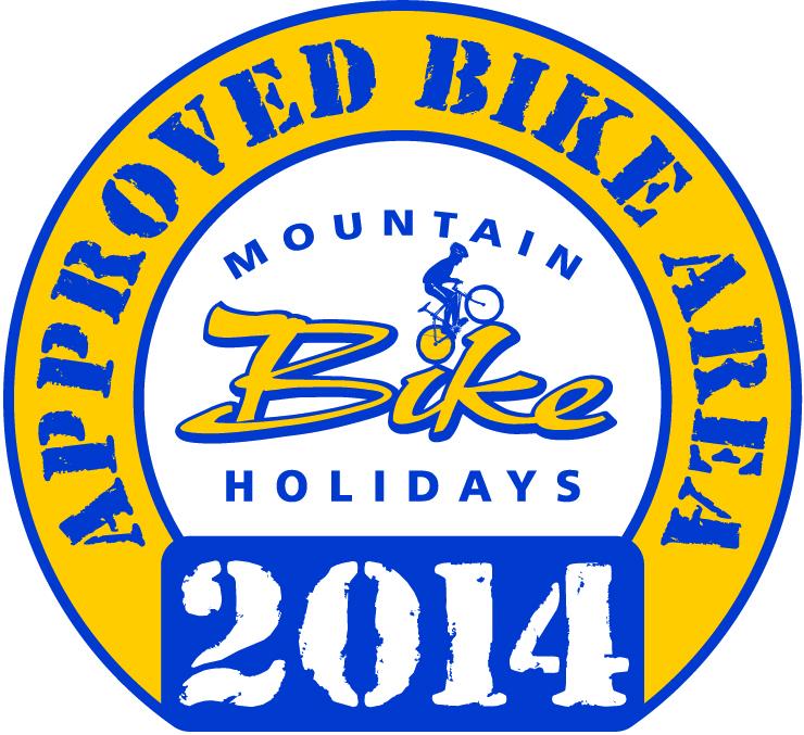 Testierte Region: Approved Bike Area steht u.a. für 20 geprüfte MTB Touren und kostenlosen Infomaterial