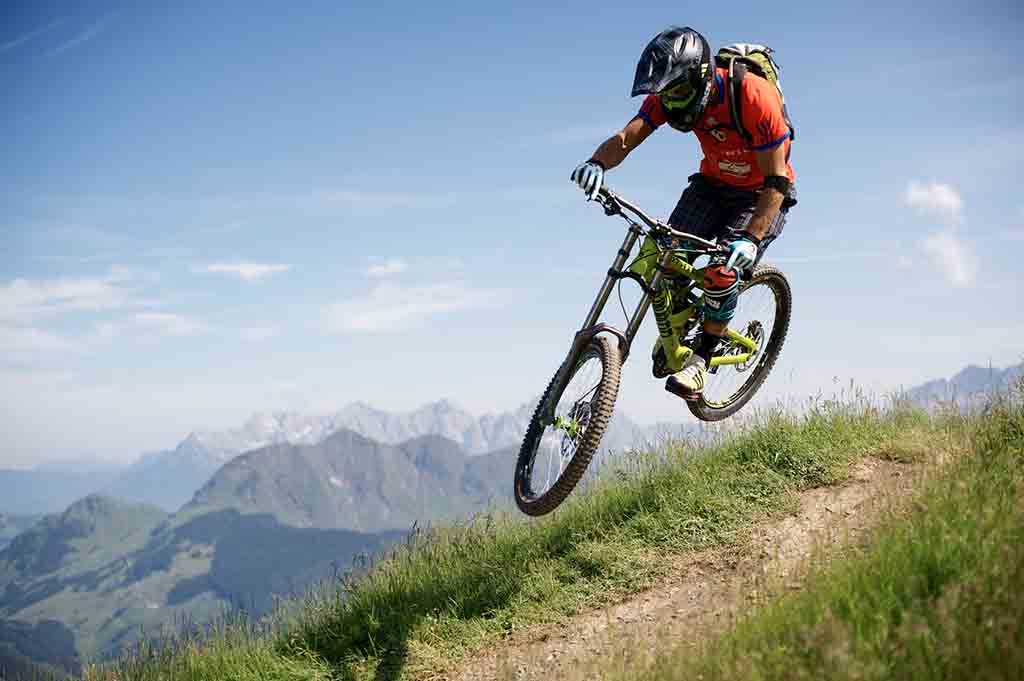 Saalbach Bike Circus