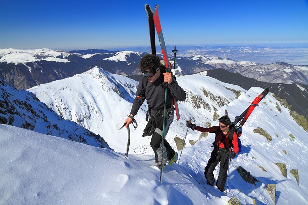 Skitouren Tipps: Ein paar Tipps für den Aufstieg mit Fellen