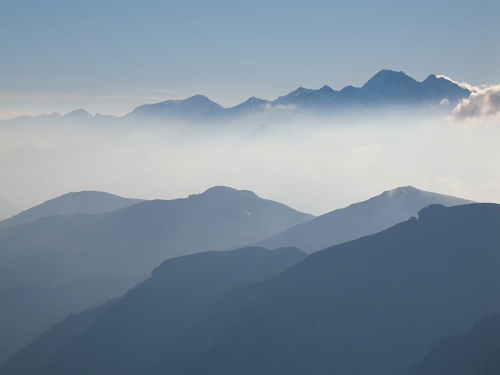 Wandern und Biken in Tirol