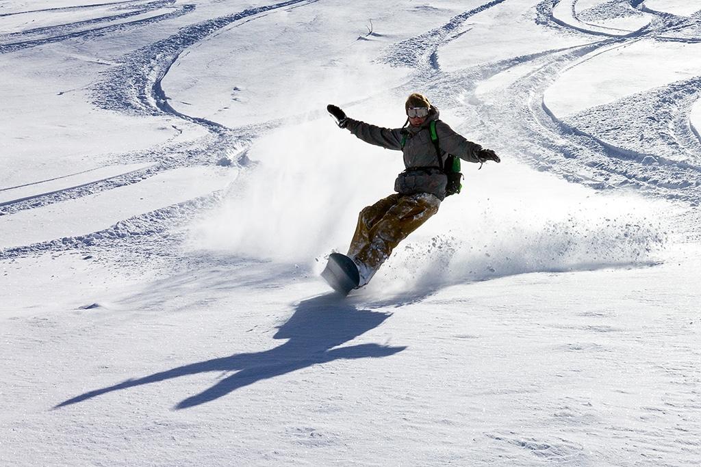 Ski- und Snowboard im Montafon