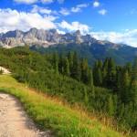 Mountainbike Dolomiten: Die große Latemar Umrundung