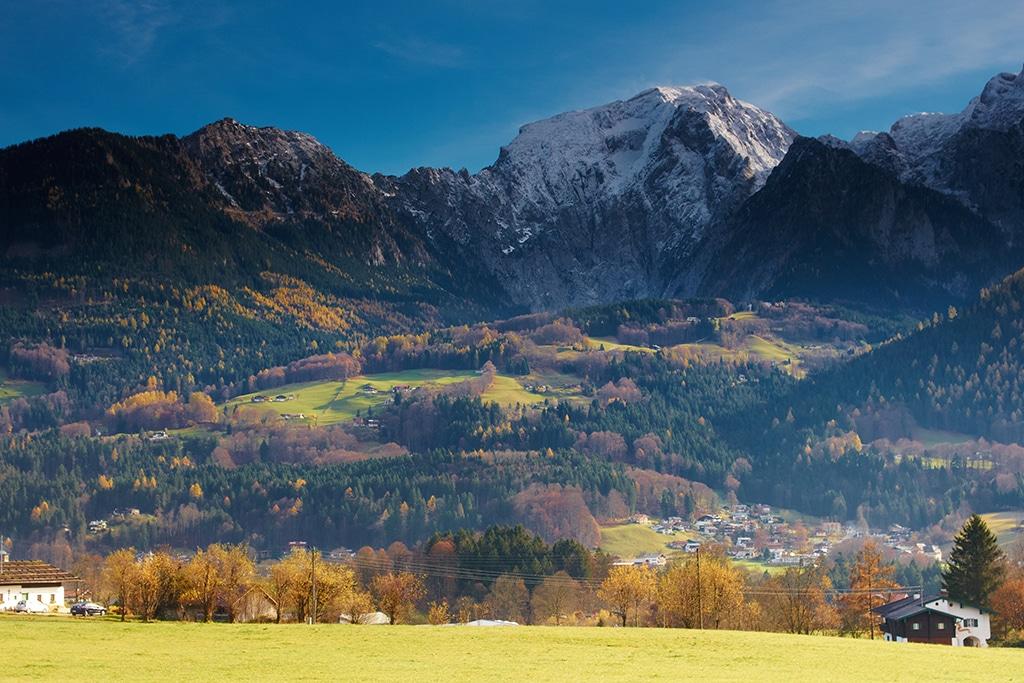 Berchtesgadener Land: Urlaub im Süden von Deutschland