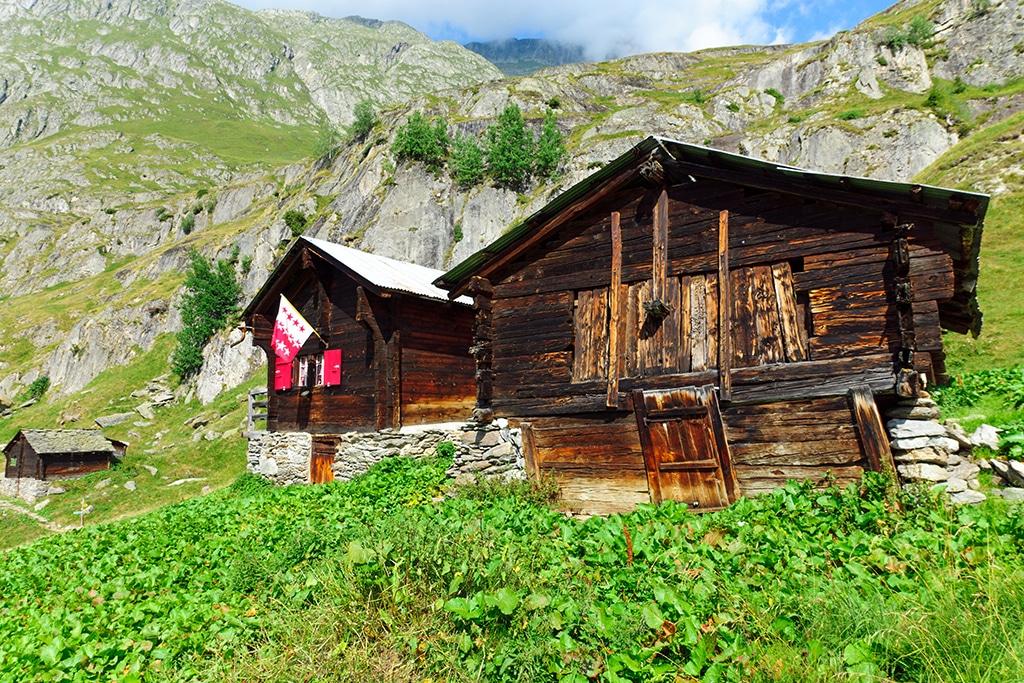 Wandern in der Lombardei