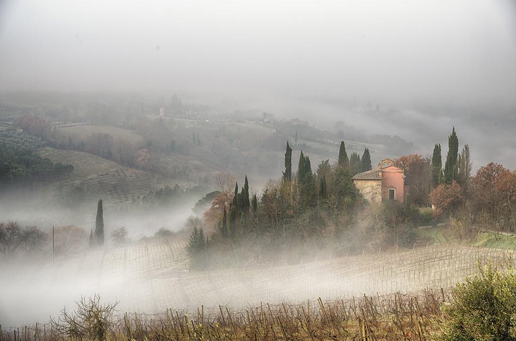 Die Emilia Romagna :Traumhafte Hügellanschaften laden zum wandern und biken ein