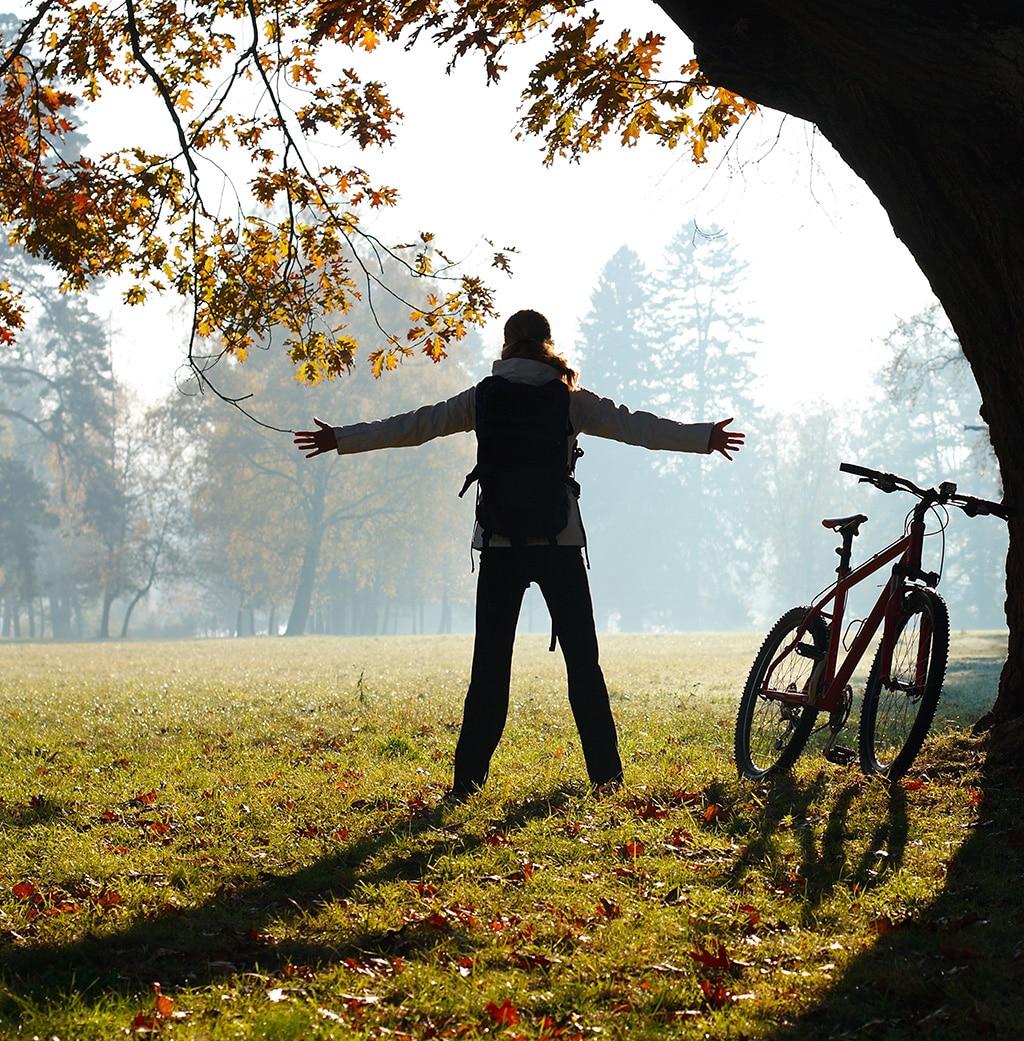 Radfahren in den Bergen: Gut versichert?