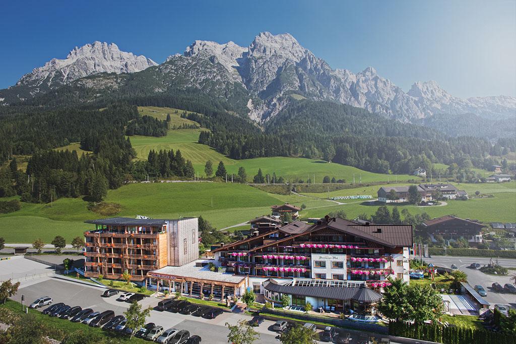 Salzburger Hof: Urlaubs Resort für sportlich Aktive
