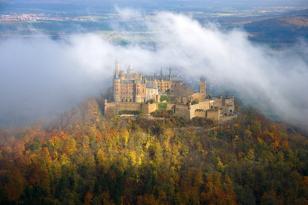 Albsteig: Burg Hohenzollern