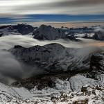 Bindelweg Dolomiten: Von Arabba auf dem Bindelweg an der Marmolada