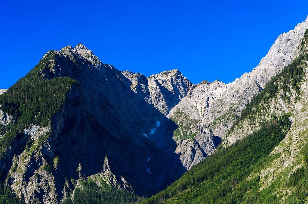 Steinernes Meer im Berchtesgadener Land