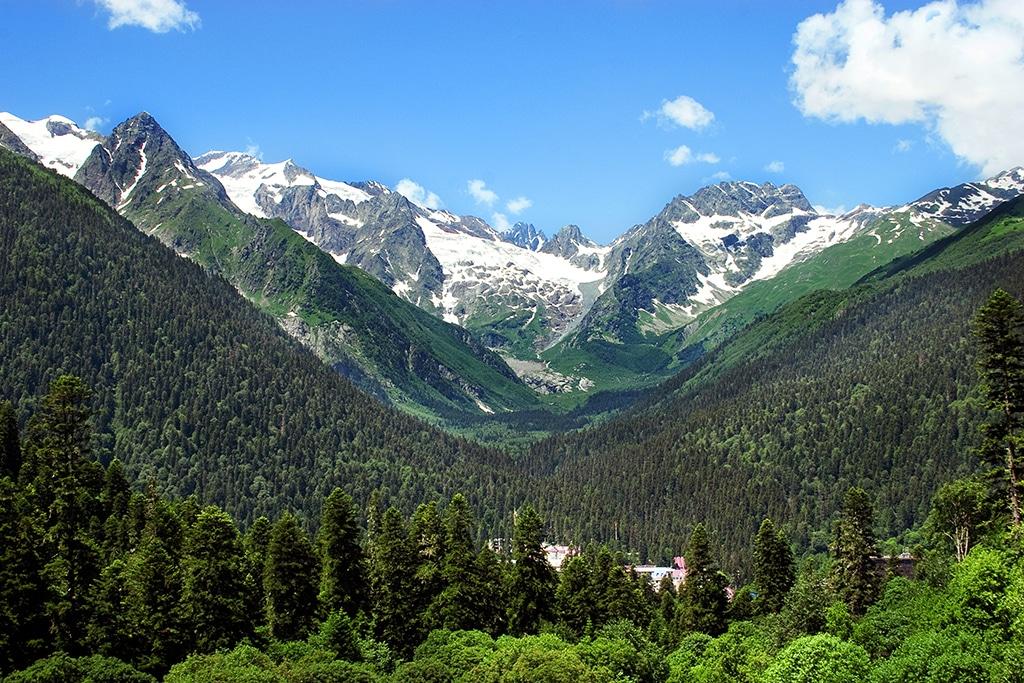 Pfunds im Tiroler Oberland: Wanderung und Biken im Dreiländereck