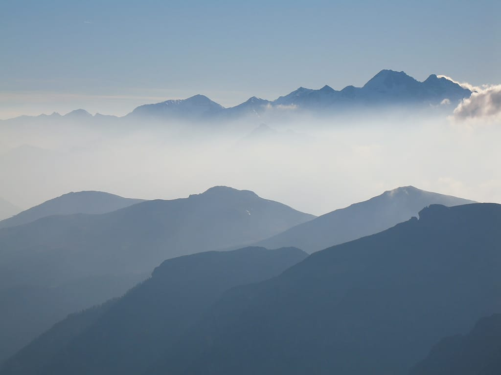 Die Stubaier Alpen - im Herzen der Alpen