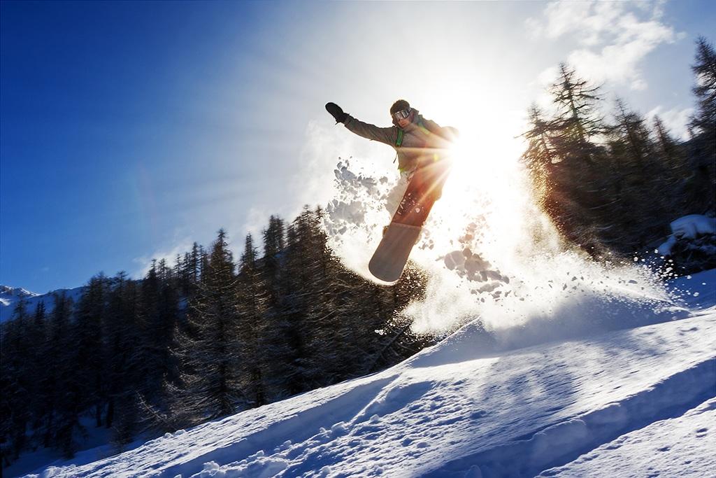 Kaunertal Gletscher und Skisport